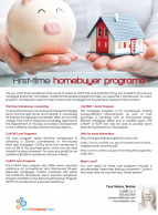 FARM: First-time homebuyer programs