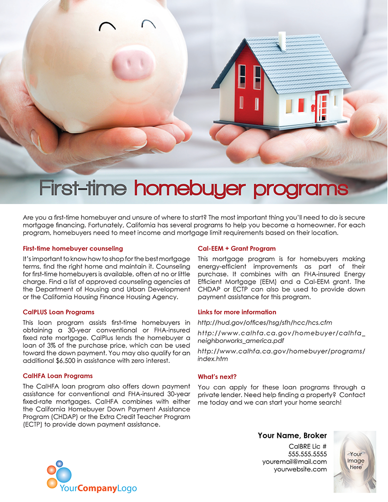 1stTimeHomeBuyerPrograms