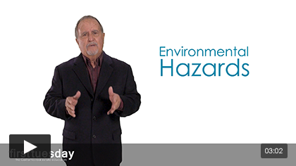 Noxious man-made environmental hazards