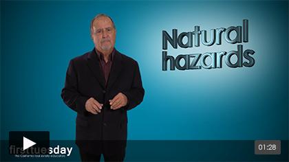 Natural Hazard Disclosures