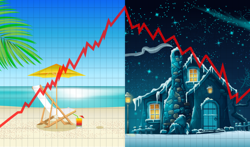 30 years of summer, followed by 30 years of winter