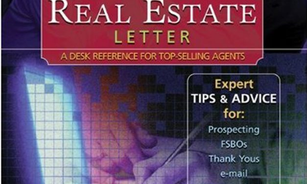 Book Review: 5 Minutes to a Great Real Estate Letter