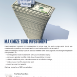 Maximize your investment