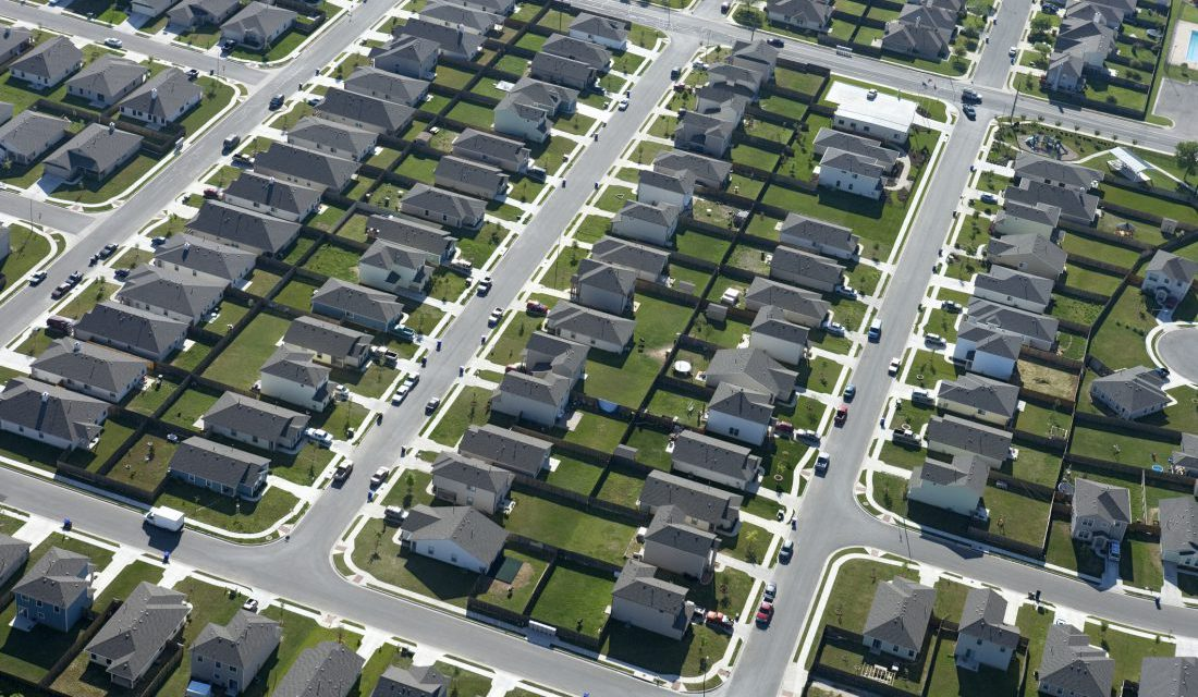 California housing markets at highest risk of a downturn