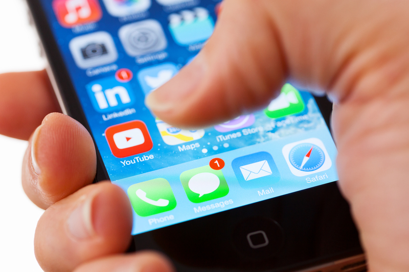 Do your clients use apps to assist them in the buying or selling process?