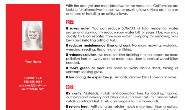 FARM: Should you install artificial turf?