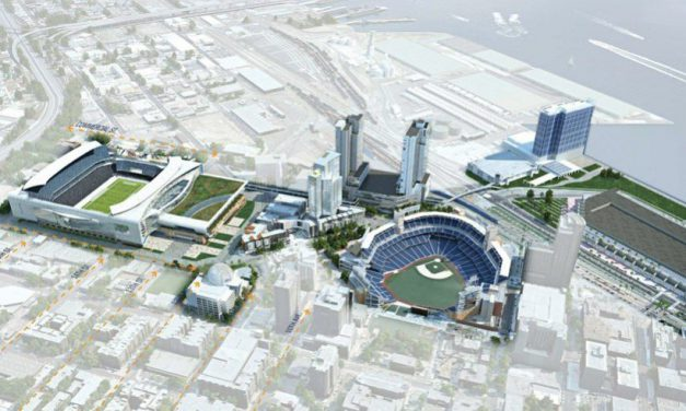 Chargers Stadium to shake up downtown San Diego