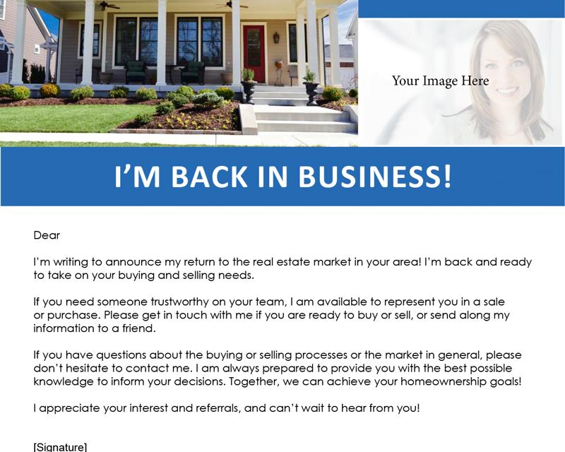 FARM: Back in business
