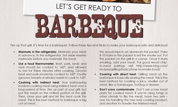 FARM: Let's get ready to barbeque