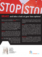 FARM: BRAKE and take a look at your loan options!