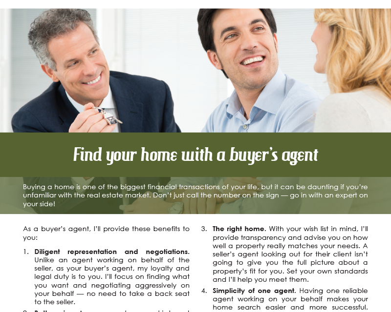 FARM: Find your home with a buyer's agent