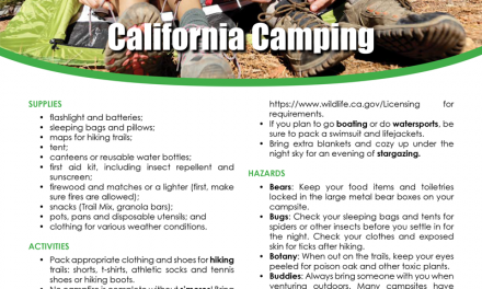 FARM: California camping