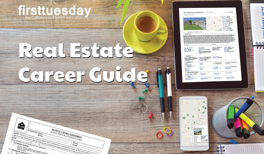 A New Licensee's Real Estate Career Guide [e-book]