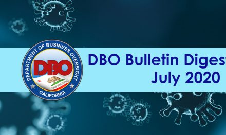 DBO Bulletin Digest July 2020