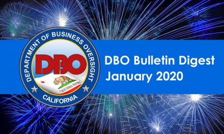 DBO Bulletin Digest January 2020