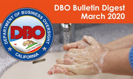 DBO Bulletin Digest March 2020