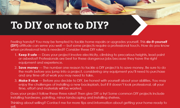 FARM: To DIY or not to DIY?