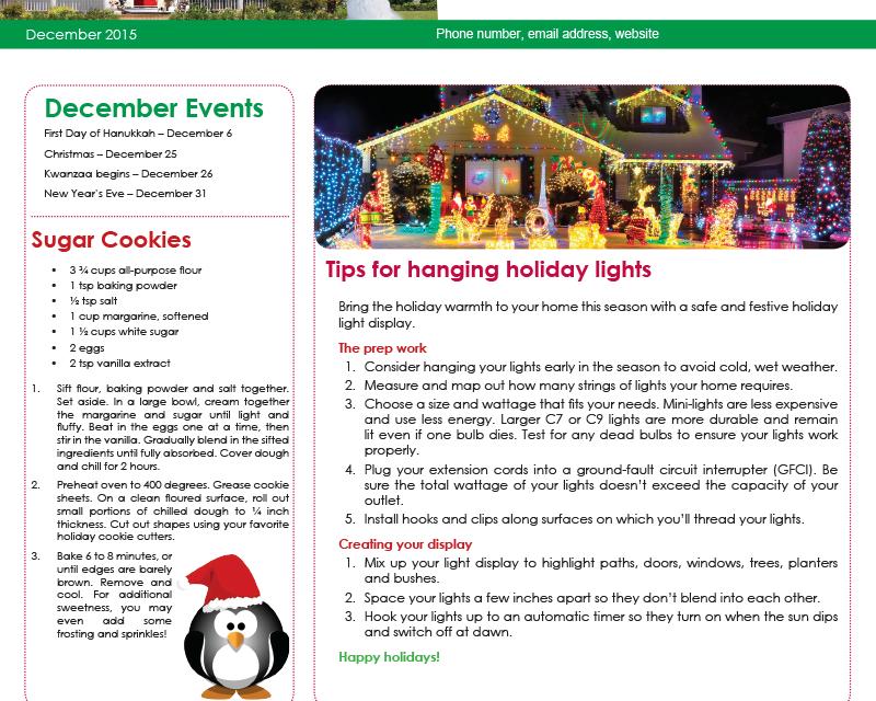 FARM: December Newsletter 2015 – D1
