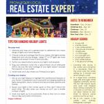 December newsletter - D3