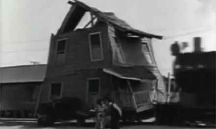Just for fun: California's first housing crash
