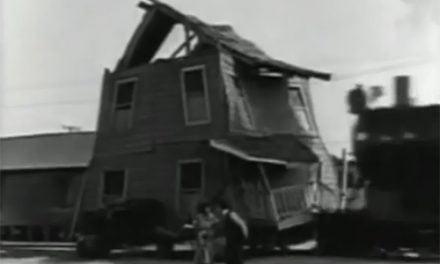 Just for fun: California's first housing crash