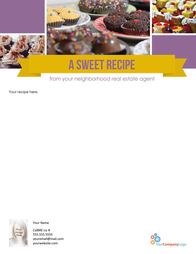 DessertRecipe