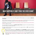 State exam fail