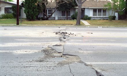 California's earthquake maps on shaky fiscal ground