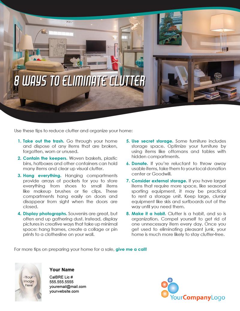 Eliminate-Clutter