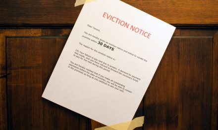 180-day bar on landlord's repossession after bedbug notice