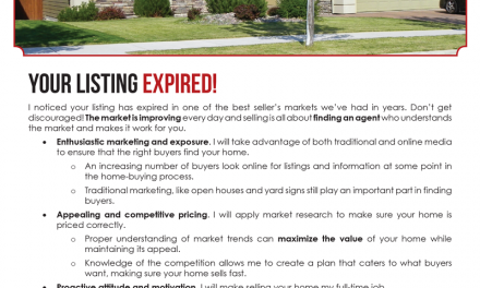 FARM: Your listing expired!