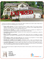 FARM: Your listing  expired  – there's no excuse!