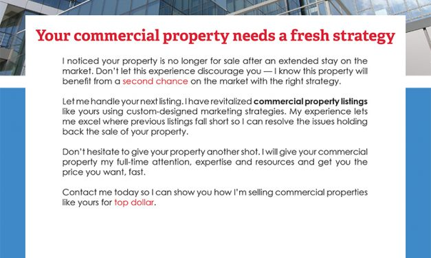 FARM: Your commercial property needs a fresh strategy