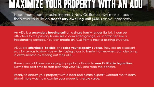 Maximize your property with an ADU