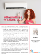 FARM: Alternatives to central A/C