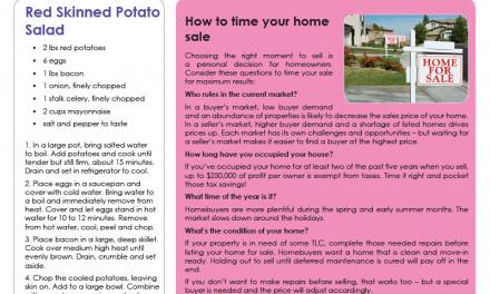 FARM: April Newsletter – D1