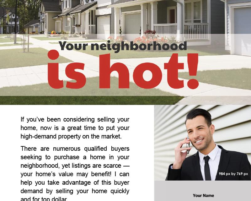 FARM: Your neighborhood is hot!