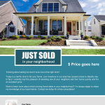 Just sold in your neighborhood