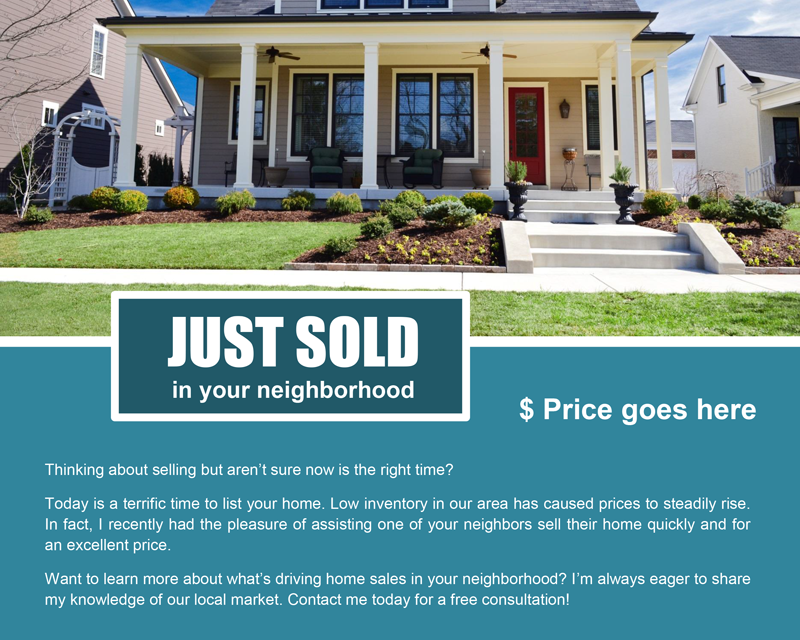 FARM: Just sold in your neighborhood