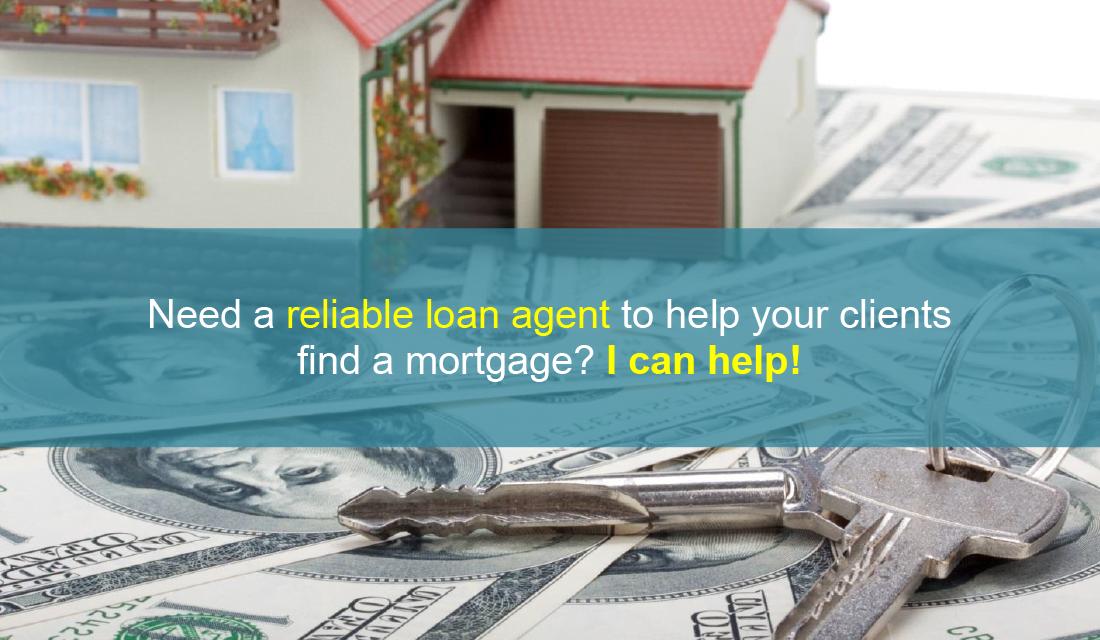 FARM: Loan Agent Postcard
