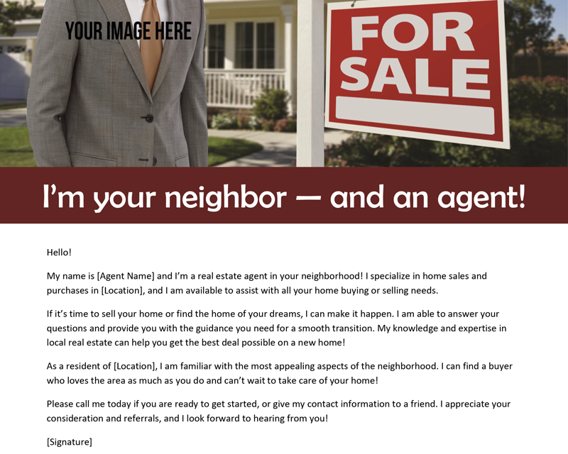 FARM: I'm your neighbor — and an agent!