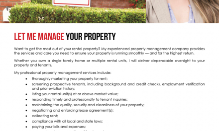 FARM: Let me manage your property