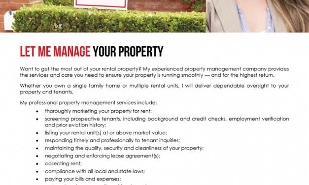 FARM: Let me manage your property