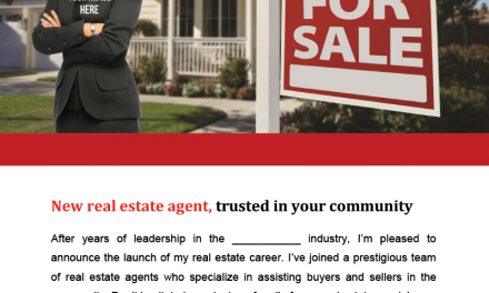 FARM: New real estate agent, trusted in your community