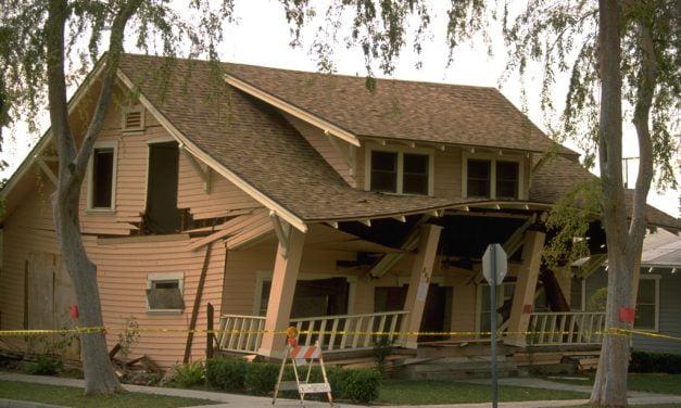 Real estate disaster scenario part III: Earthquakes