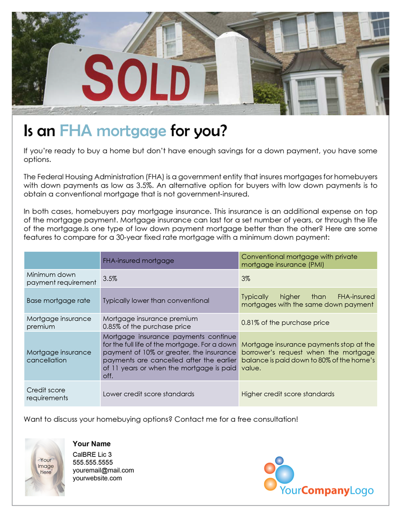 FHA-Mortgage