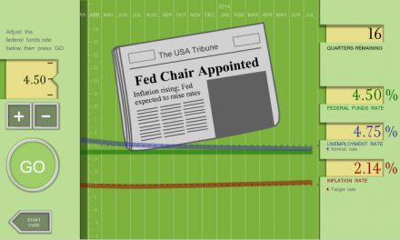 You be the Fed