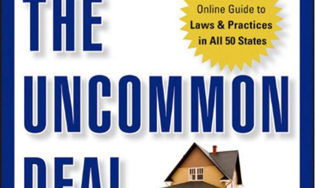 Book Review: Finding the Uncommon Deal
