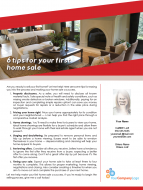 FARM: 6 tips for your first home sale