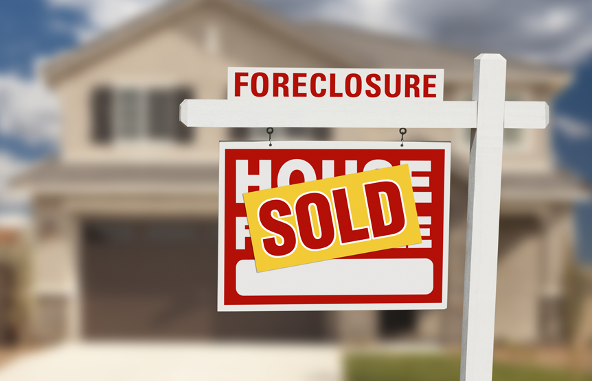 California distressed sales, foreclosure inventory fall sharply